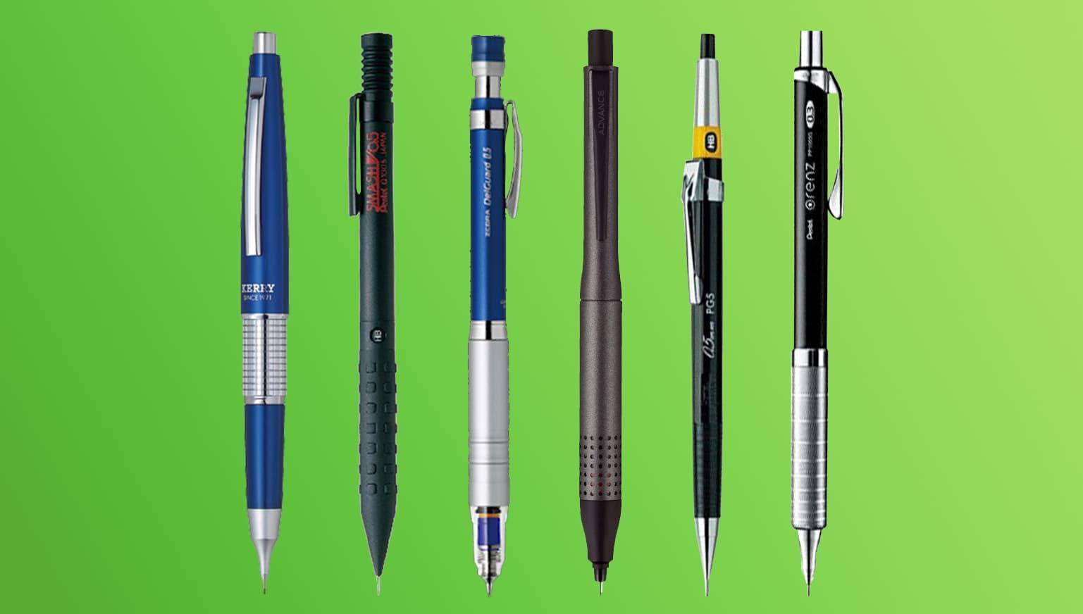 Mekanik kurşun kalem önerileri