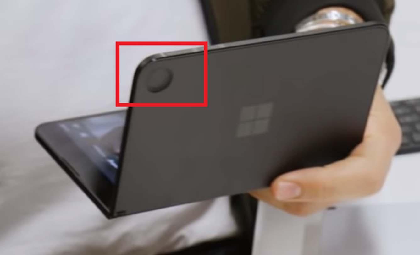 Microsoft Surface Duo Prototipi